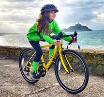Tips for kids learning to ride a road bike